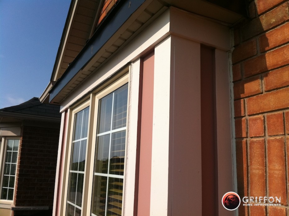 Markham Capping For Bay Windows
