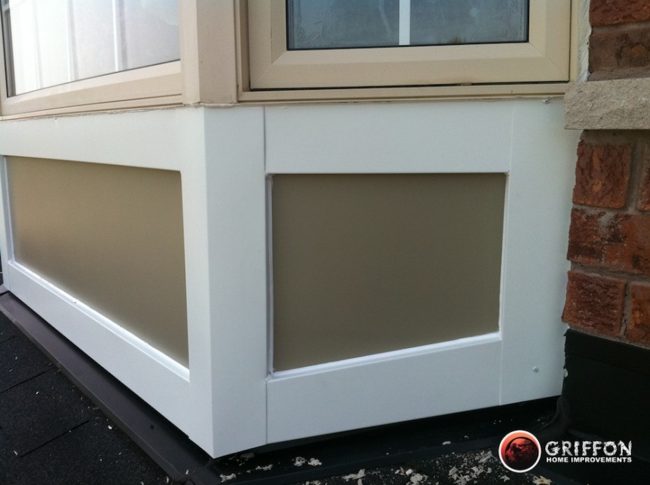 Bay Window Capping In Gta Richmond Hill Markham