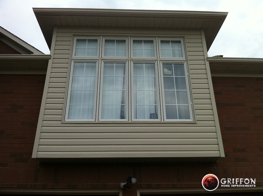 Bay Window Siding In Gta Richmond Hill Markham Uxbridge