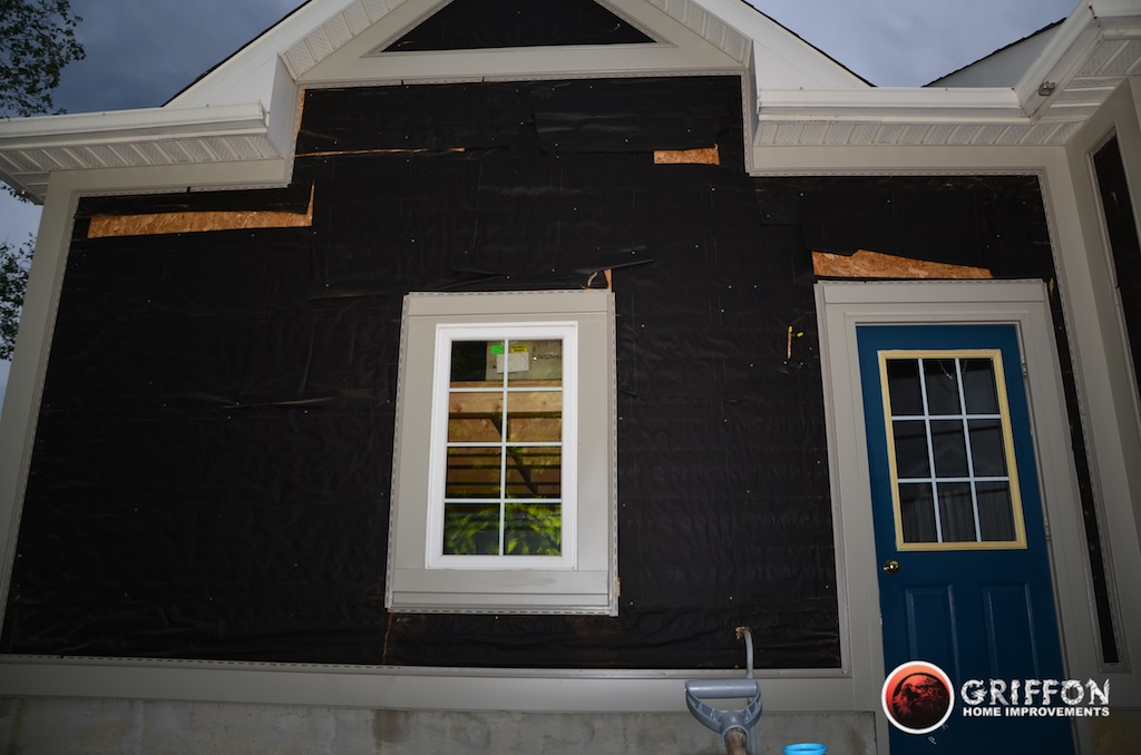 Markham Vinyl Siding Amp Capping Griffon Home Improvements