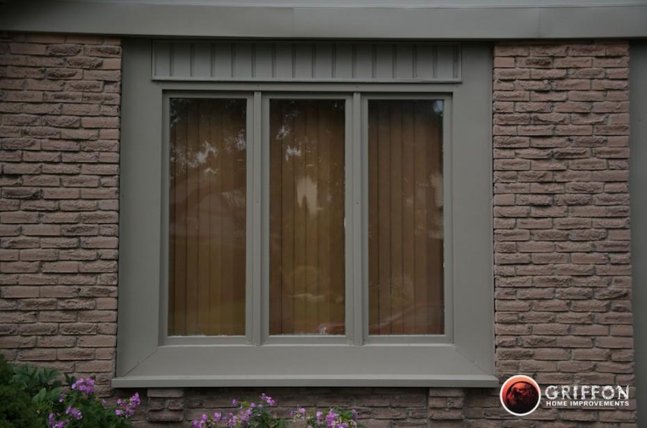 Brampton Siding Capping For Windows Garage Door Capping